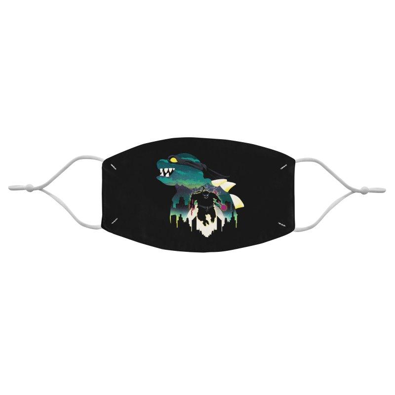 Slash Night Accessories Face Mask by dandingeroz's Artist Shop