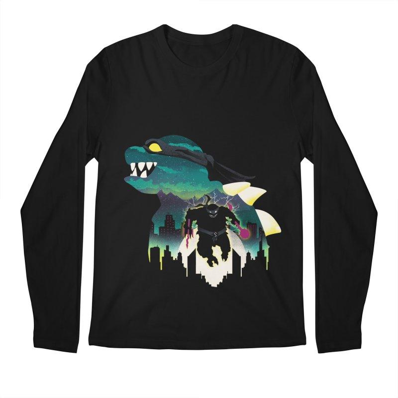 Slash Night Men's Longsleeve T-Shirt by dandingeroz's Artist Shop