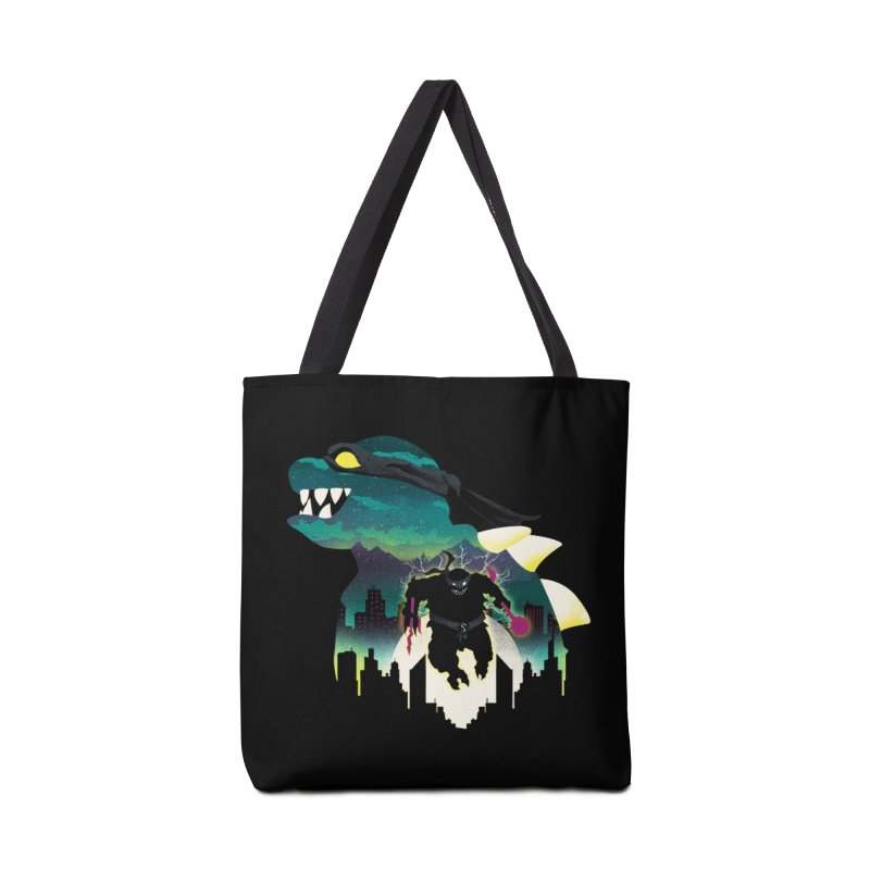 Slash Night Accessories Bag by dandingeroz's Artist Shop