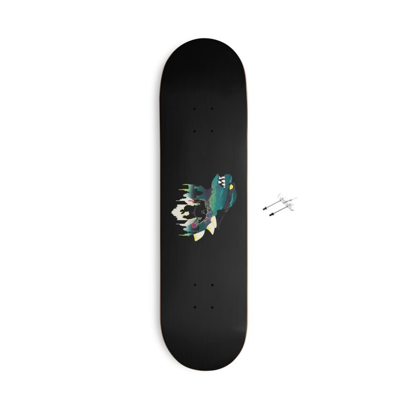 Slash Night Accessories Skateboard by dandingeroz's Artist Shop