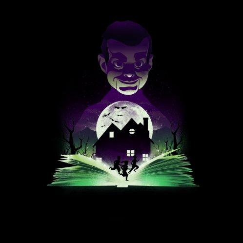 Design for Book of Night Terror