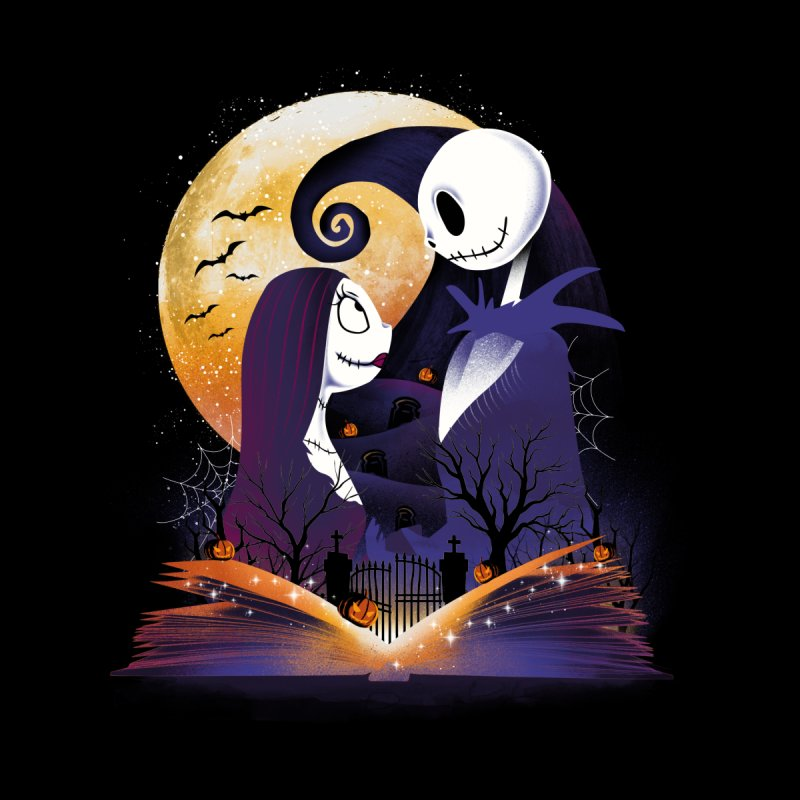 Book of Nightmare Women's Zip-Up Hoody by dandingeroz's Artist Shop