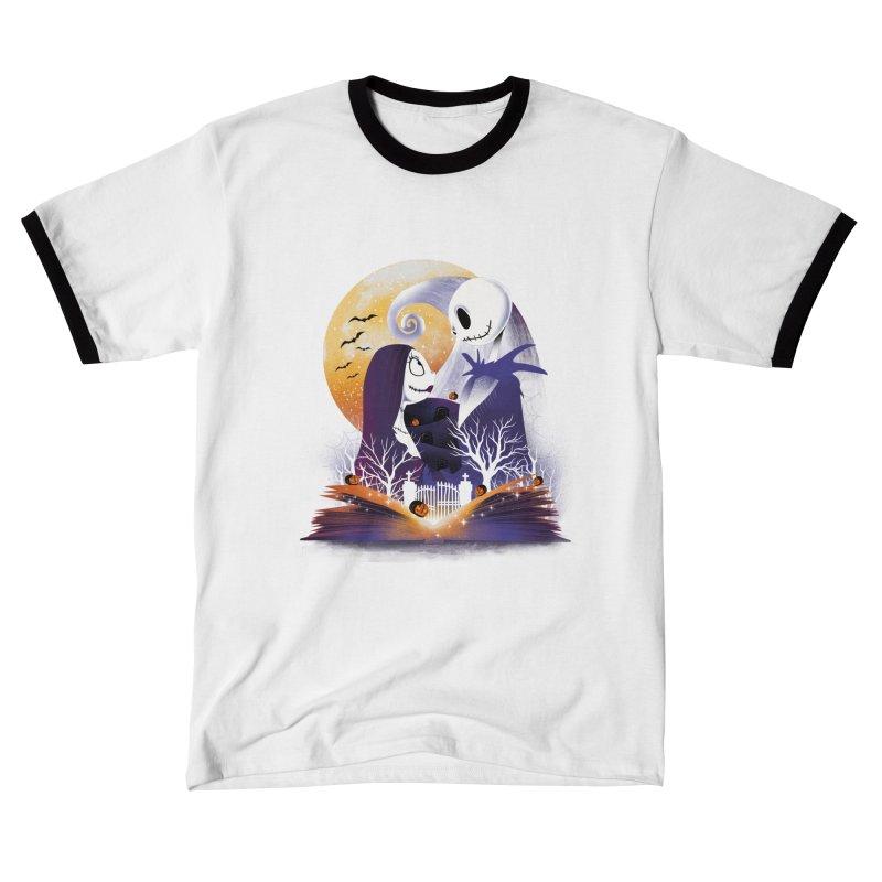 Book of Nightmare Men's T-Shirt by dandingeroz's Artist Shop