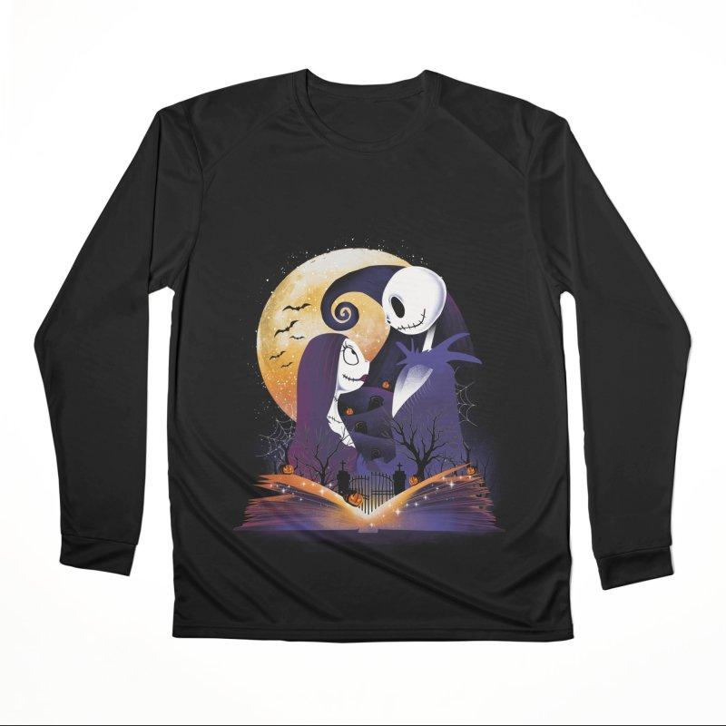 Book of Nightmare Women's Longsleeve T-Shirt by dandingeroz's Artist Shop