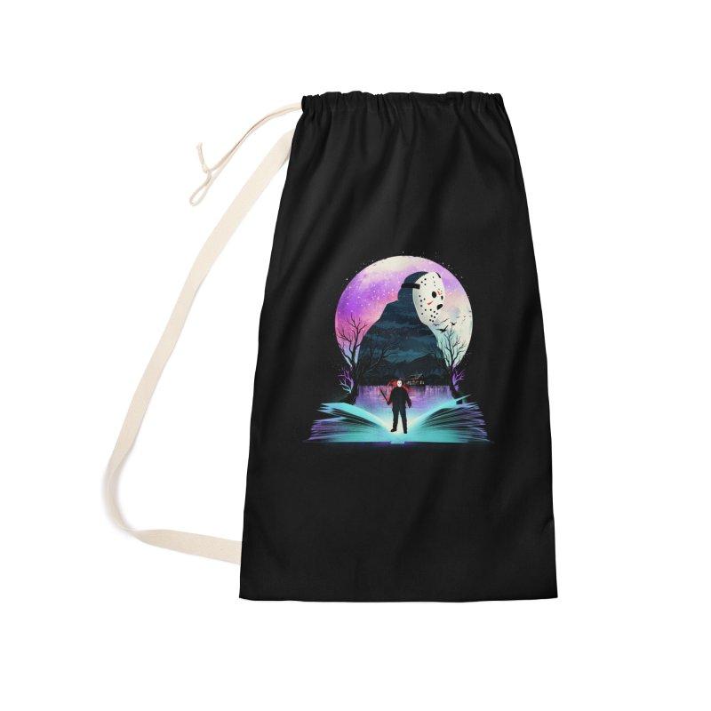 Book of Friday Night Terror Accessories Bag by dandingeroz's Artist Shop