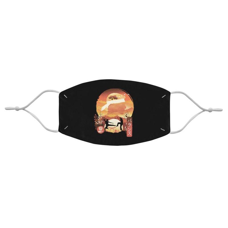 Miyagi-Do Sunset Accessories Face Mask by dandingeroz's Artist Shop