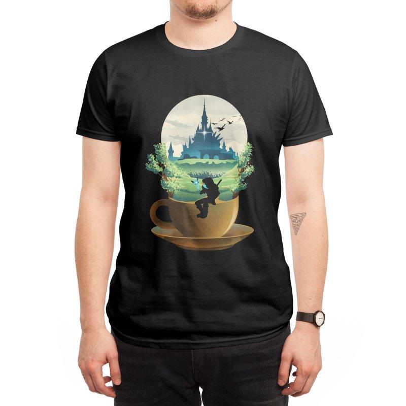 Hyrule Coffee Men's T-Shirt by dandingeroz's Artist Shop
