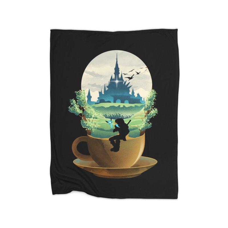 Hyrule Coffee Home Blanket by dandingeroz's Artist Shop