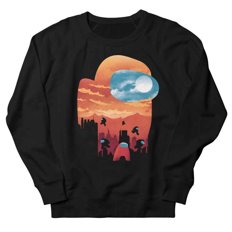 Imposter Sunset Women's Sweatshirt by dandingeroz's Artist Shop