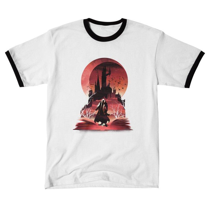 Book of Dracula Women's T-Shirt by dandingeroz's Artist Shop