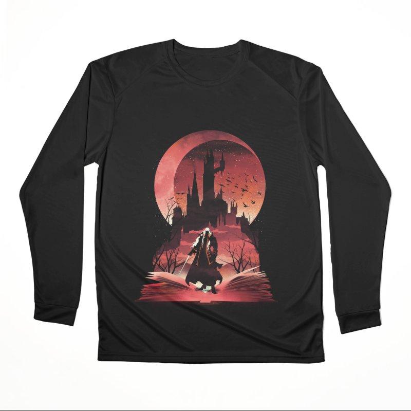 Book of Dracula Women's Longsleeve T-Shirt by dandingeroz's Artist Shop
