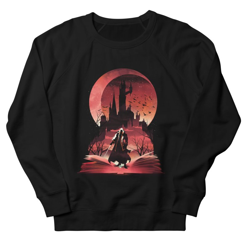 Book of Dracula Women's Sweatshirt by dandingeroz's Artist Shop