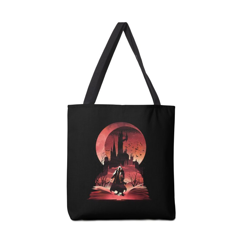Book of Dracula Accessories Bag by dandingeroz's Artist Shop