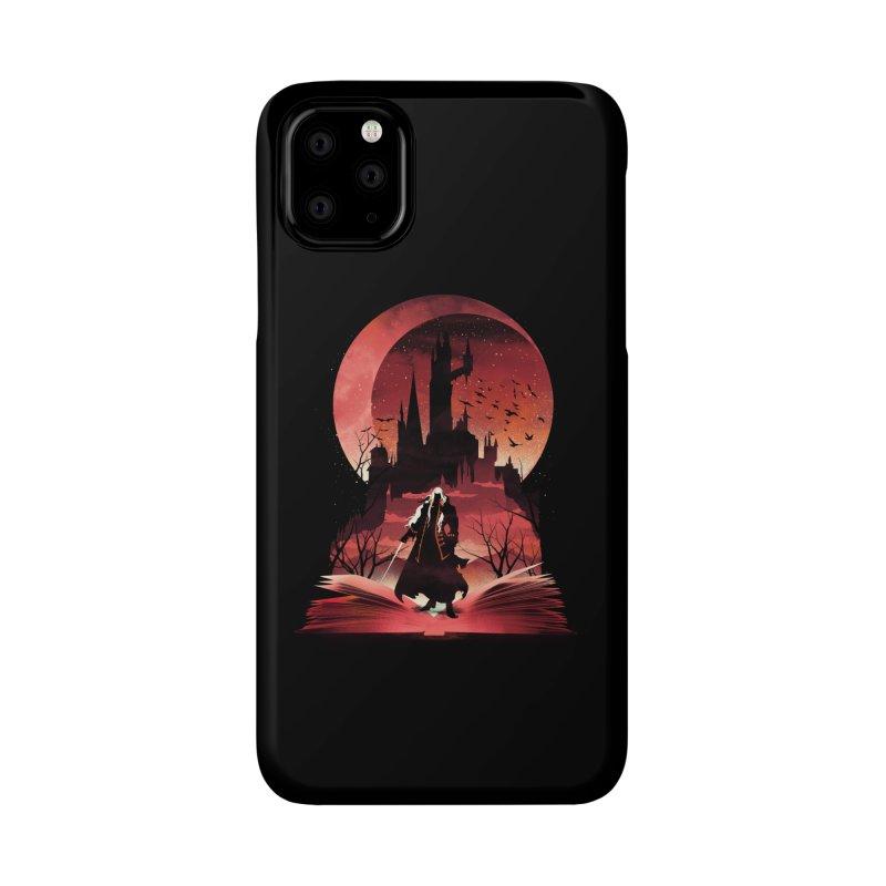 Book of Dracula Accessories Phone Case by dandingeroz's Artist Shop