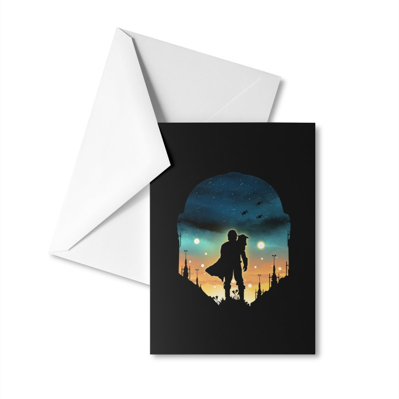 This is the way Accessories Greeting Card by dandingeroz's Artist Shop