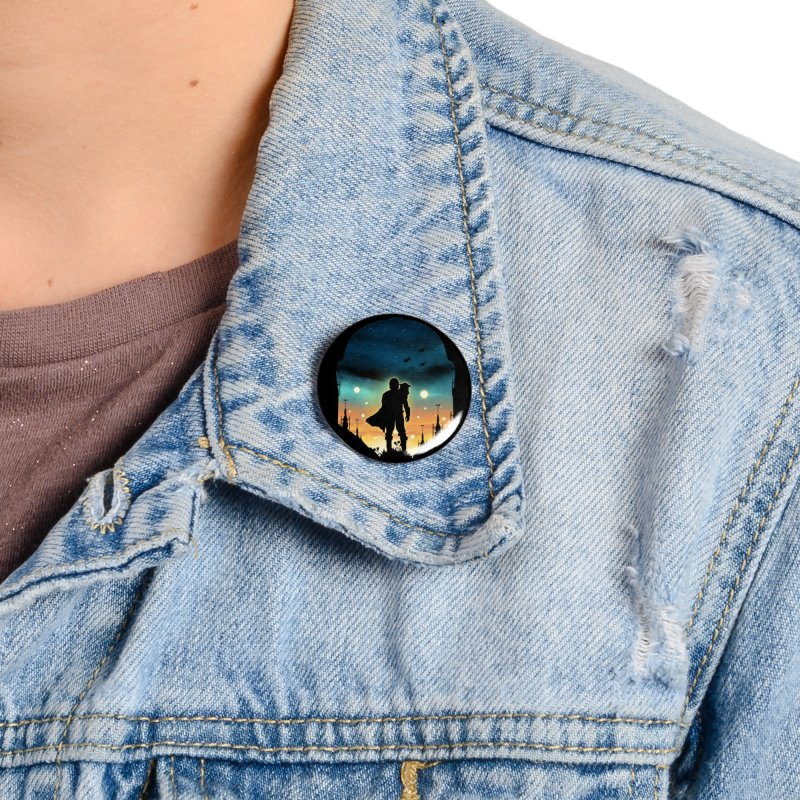 This is the way Accessories Button by dandingeroz's Artist Shop