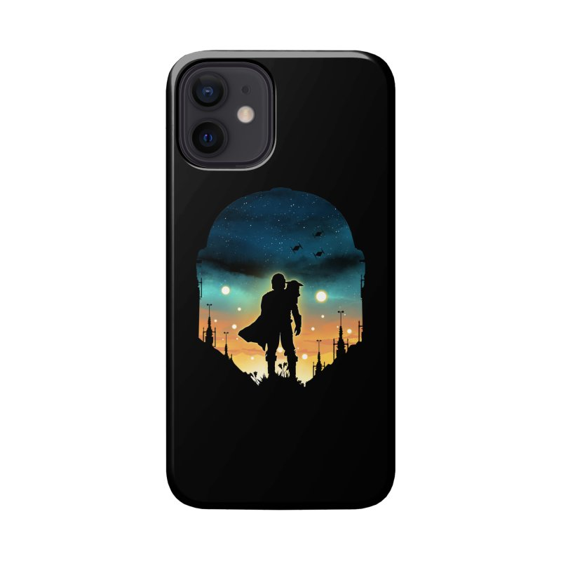 This is the way Accessories Phone Case by dandingeroz's Artist Shop