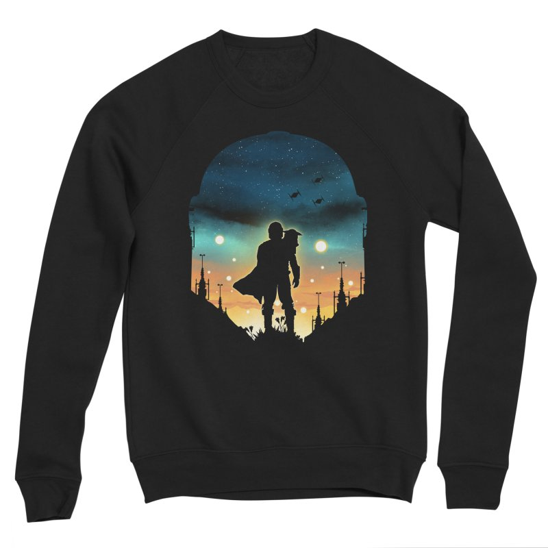 This is the way Men's Sweatshirt by dandingeroz's Artist Shop