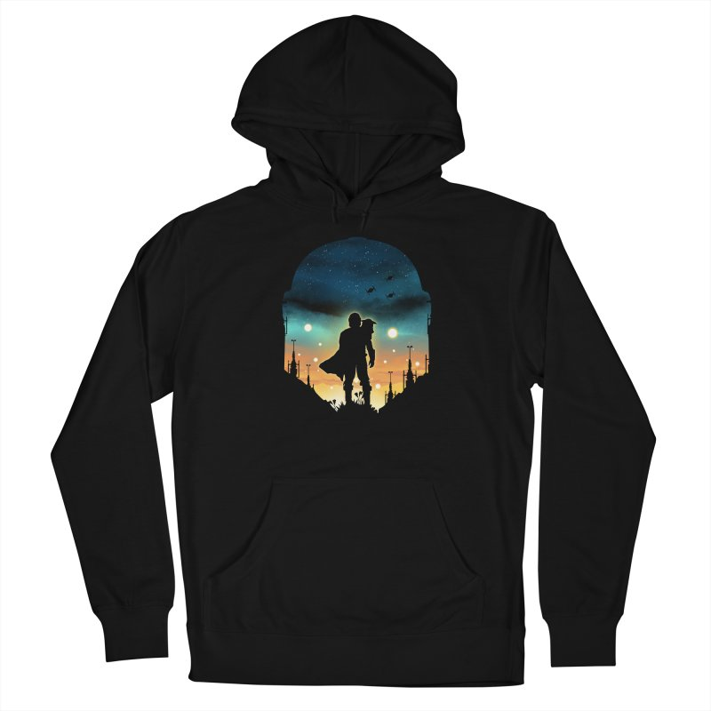 This is the way Women's Pullover Hoody by dandingeroz's Artist Shop