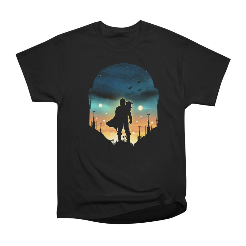 This is the way Men's T-Shirt by dandingeroz's Artist Shop