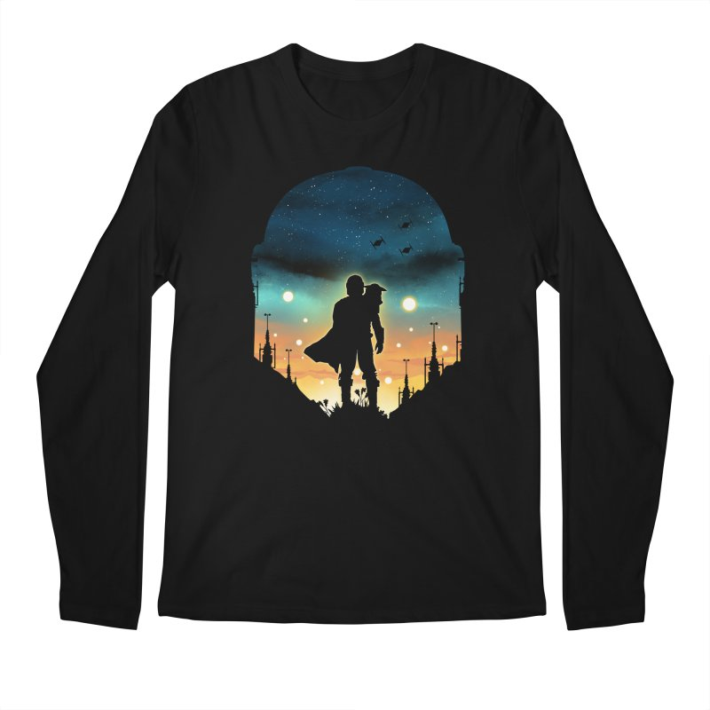 This is the way Men's Longsleeve T-Shirt by dandingeroz's Artist Shop