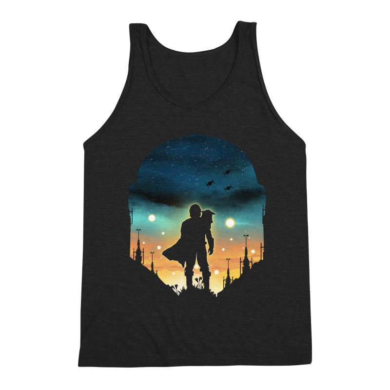 This is the way Men's Tank by dandingeroz's Artist Shop
