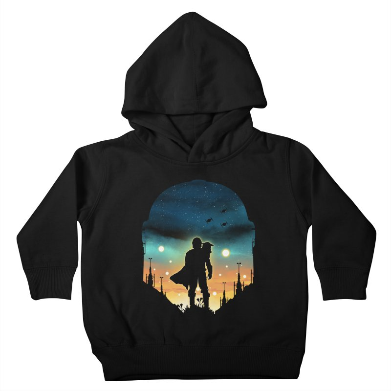 This is the way Kids Toddler Pullover Hoody by dandingeroz's Artist Shop