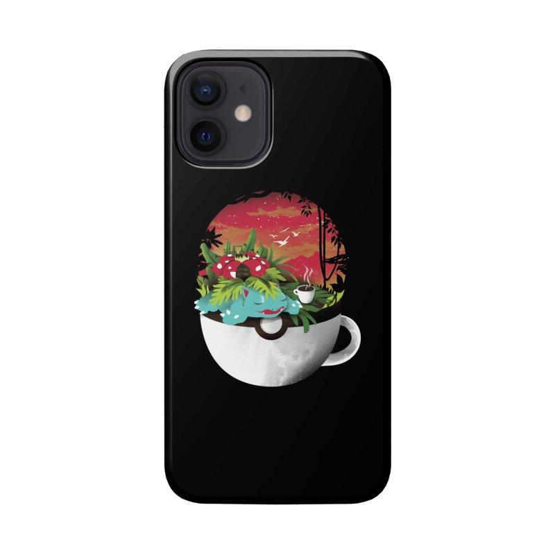 Coffeemon Grass Accessories Phone Case by dandingeroz's Artist Shop