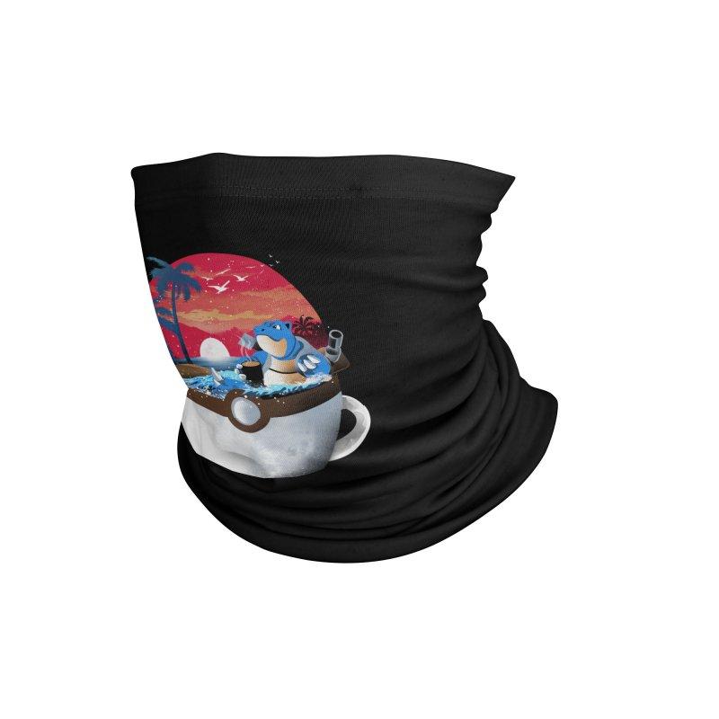 Coffeemon Water Accessories Neck Gaiter by dandingeroz's Artist Shop