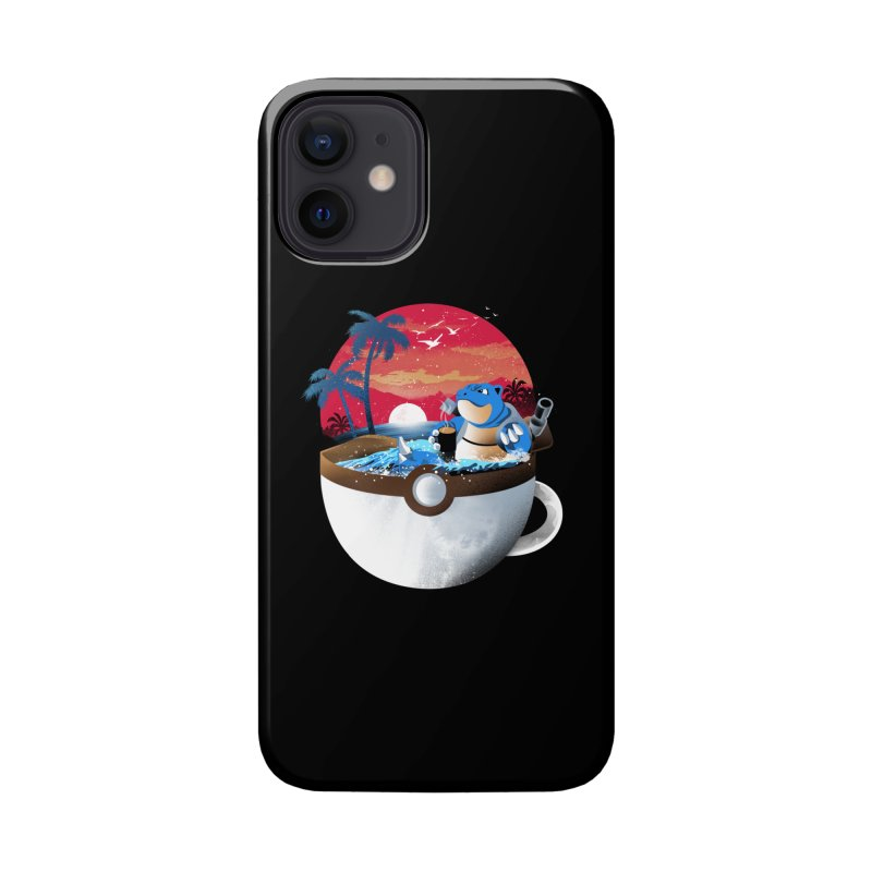Coffeemon Water Accessories Phone Case by dandingeroz's Artist Shop