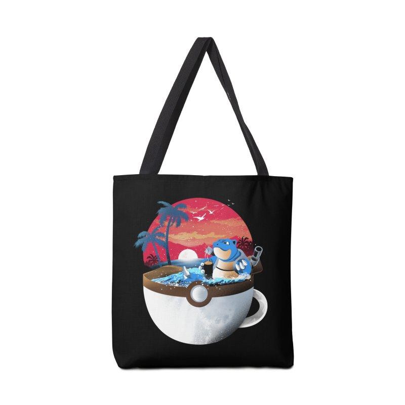 Coffeemon Water Accessories Bag by dandingeroz's Artist Shop