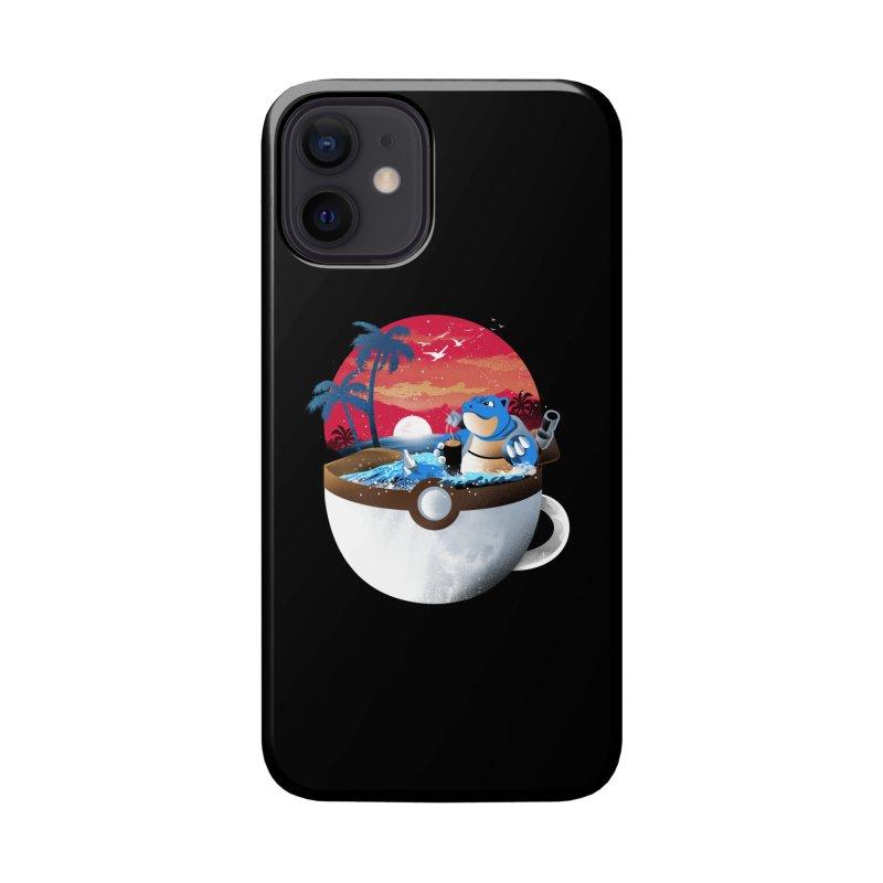Coffeemon Water Accessories Phone Case by dandingeroz's Artist Shop