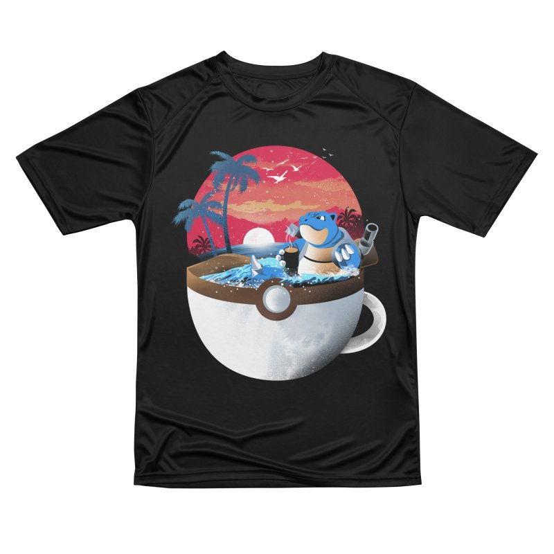 Coffeemon Water Men's T-Shirt by dandingeroz's Artist Shop