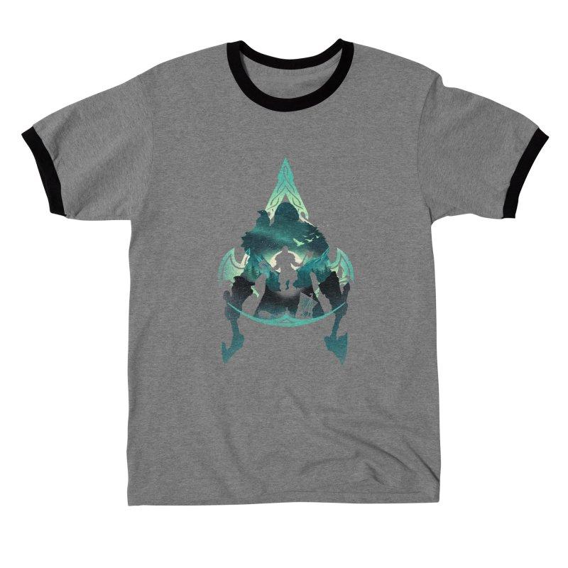 Foolow my Lead Men's T-Shirt by dandingeroz's Artist Shop