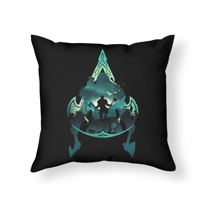 Foolow my Lead Home Throw Pillow by dandingeroz's Artist Shop