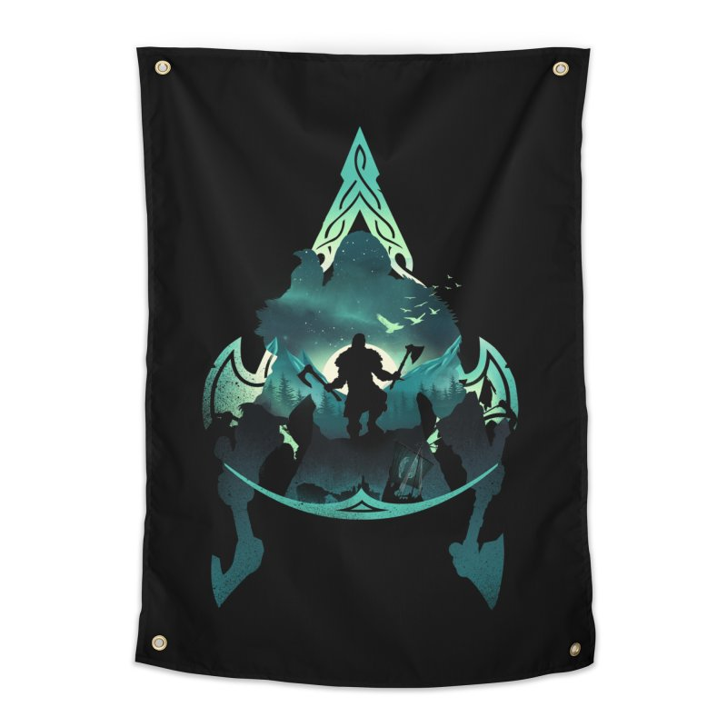 Foolow my Lead Home Tapestry by dandingeroz's Artist Shop