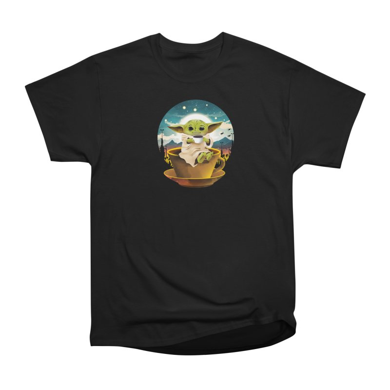 Coffee Child Men's T-Shirt by dandingeroz's Artist Shop