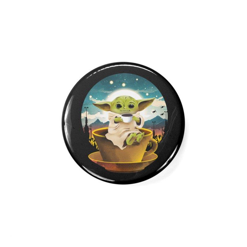 Coffee Child Accessories Button by dandingeroz's Artist Shop