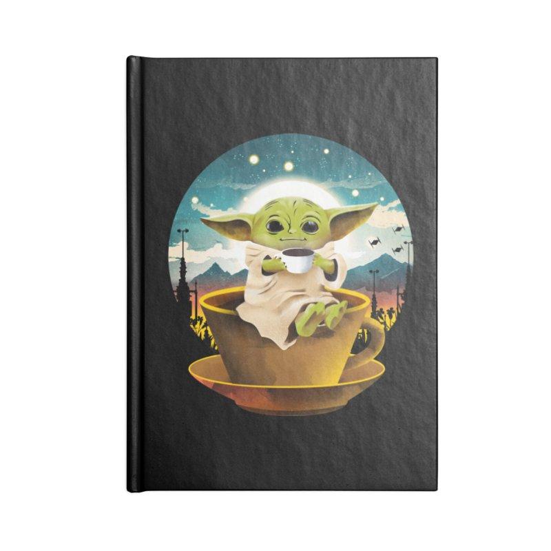 Coffee Child Accessories Notebook by dandingeroz's Artist Shop