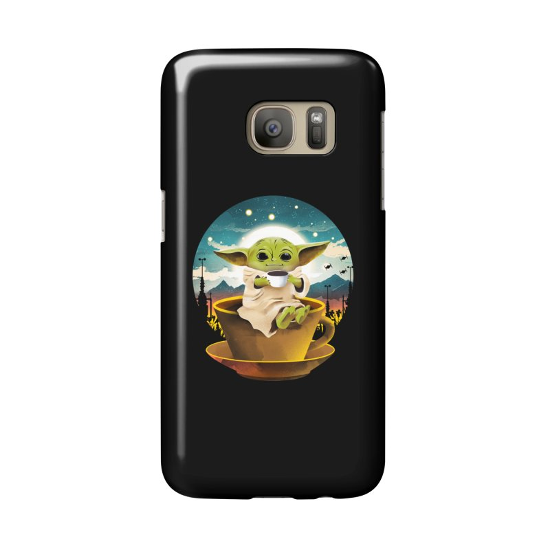 Coffee Child Accessories Phone Case by dandingeroz's Artist Shop