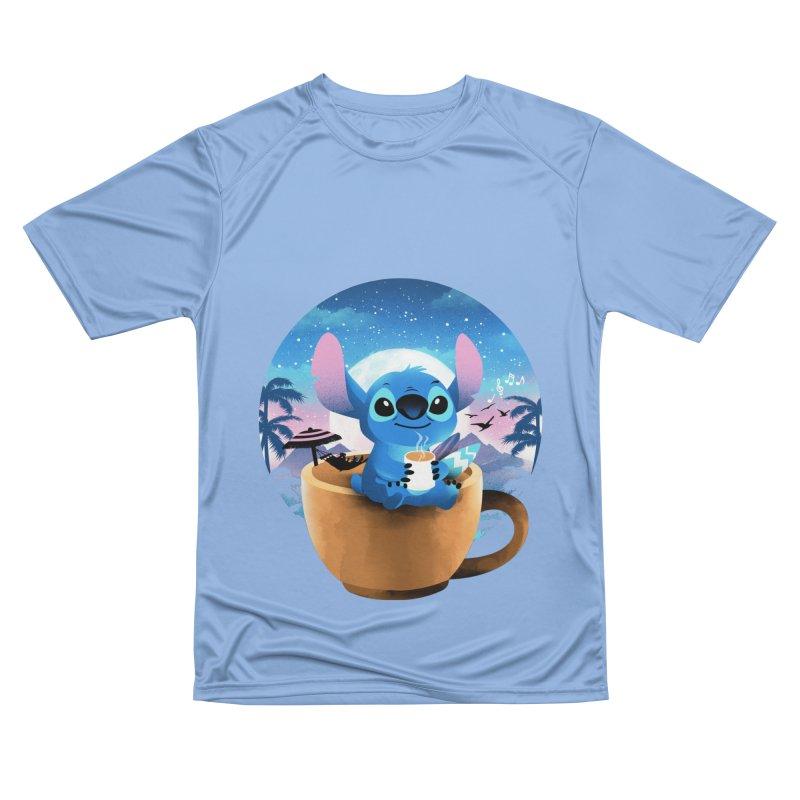 Hawaiian Coffee Men's T-Shirt by dandingeroz's Artist Shop