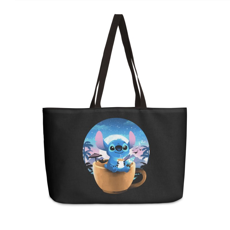 Hawaiian Coffee Accessories Bag by dandingeroz's Artist Shop