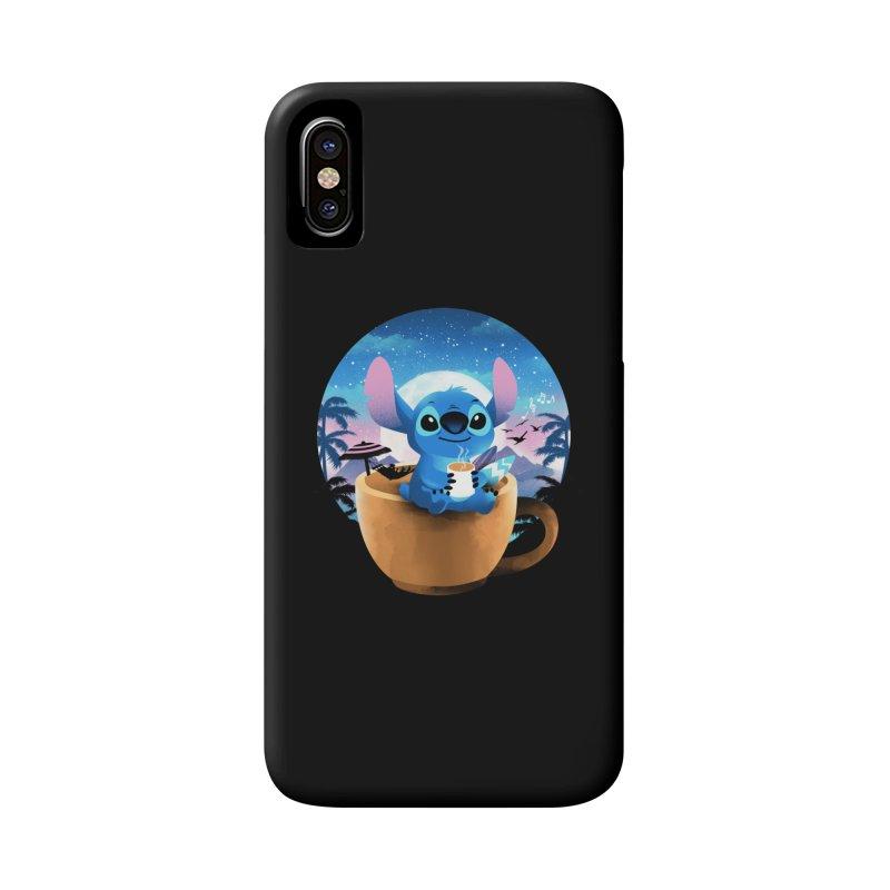 Hawaiian Coffee Accessories Phone Case by dandingeroz's Artist Shop