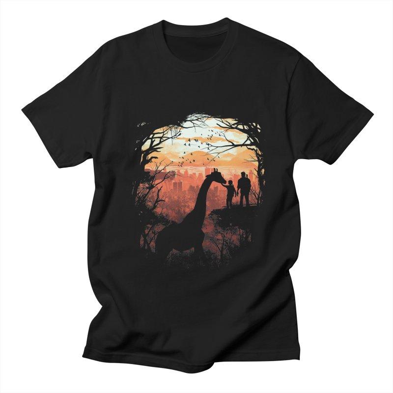 The Last Sunset Men's T-Shirt by dandingeroz's Artist Shop