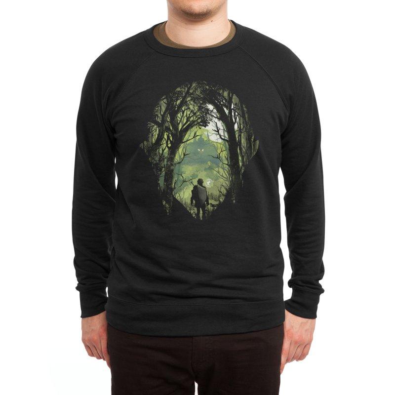 It's Dangerous to go Alone Men's Sweatshirt by dandingeroz's Artist Shop