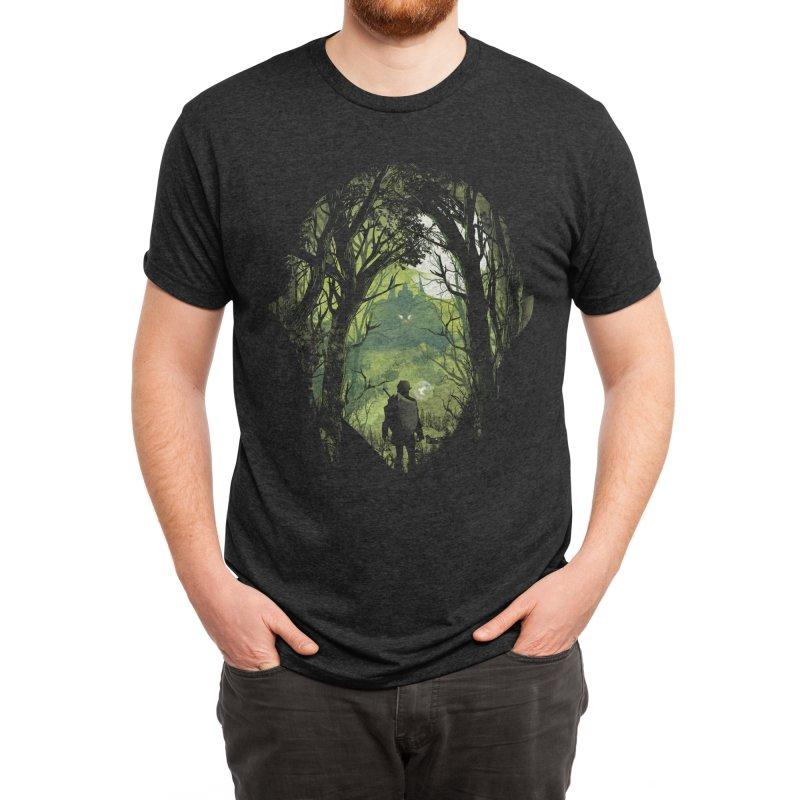 It's Dangerous to go Alone Men's T-Shirt by dandingeroz's Artist Shop
