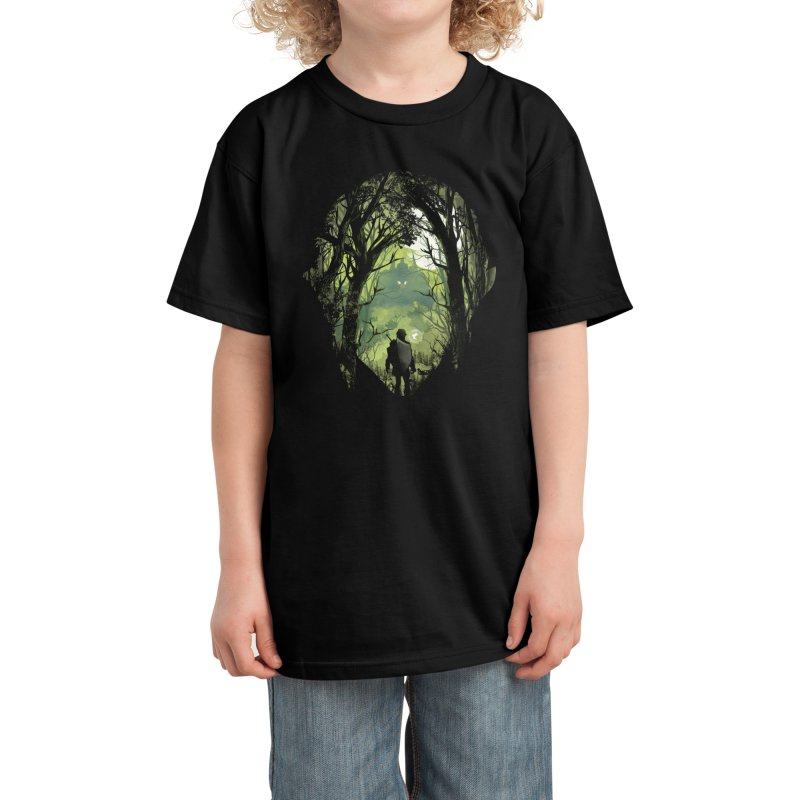 It's Dangerous to go Alone Kids T-Shirt by dandingeroz's Artist Shop