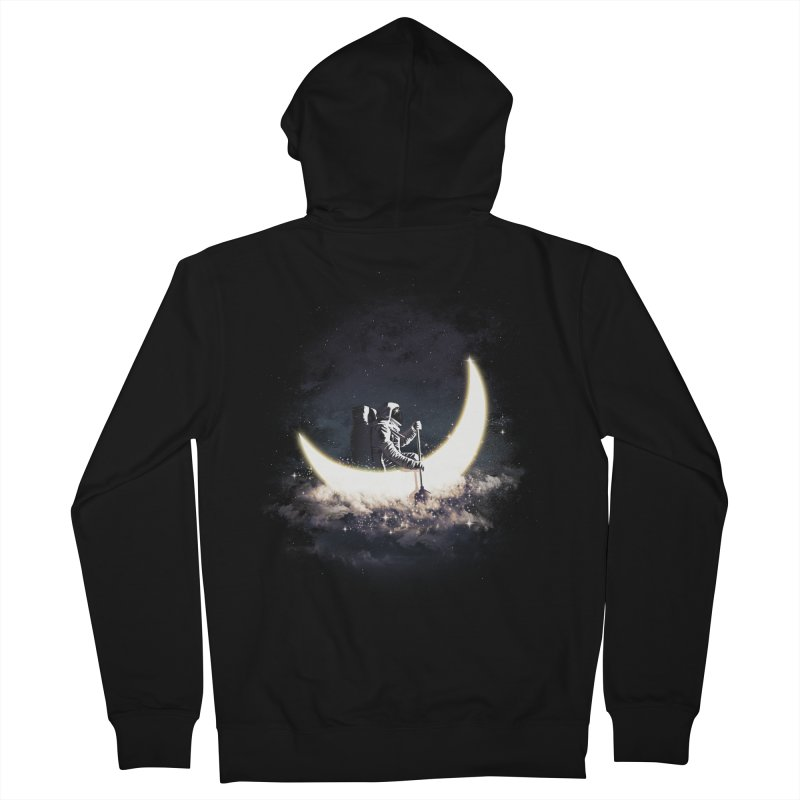 Moon Sailing   by dandingeroz's Artist Shop