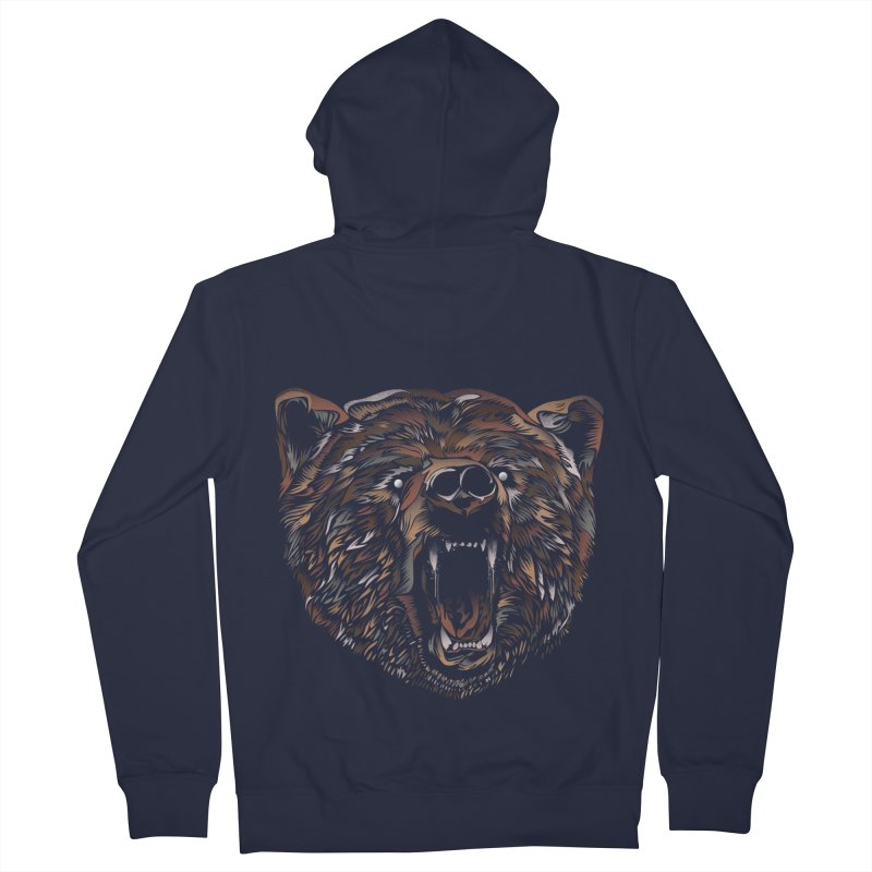 Wild Bear   by dandingeroz's Artist Shop