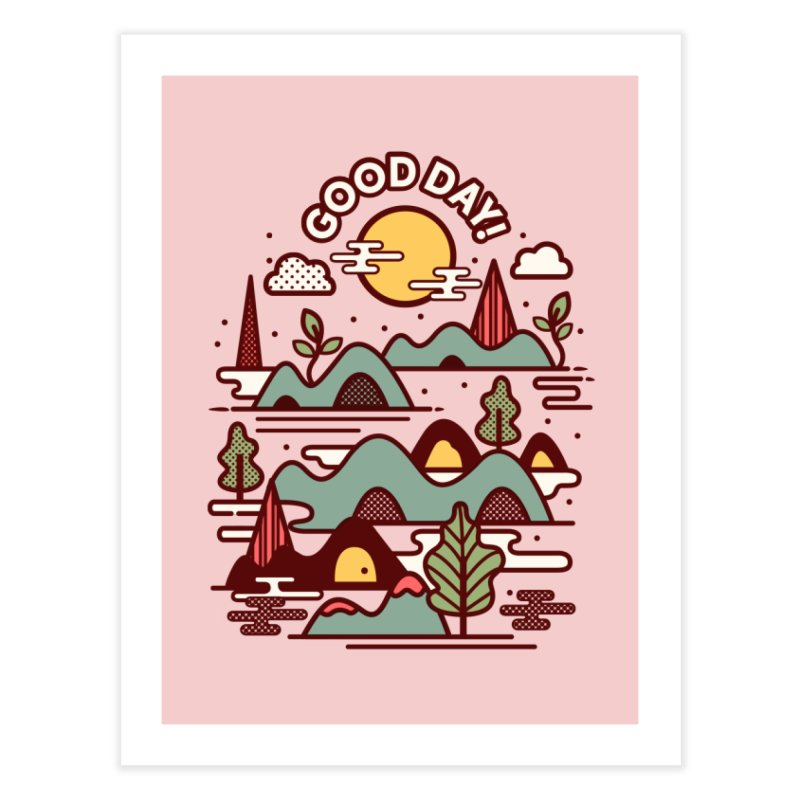 Good Day   by dandingeroz's Artist Shop